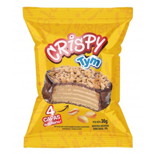 Oblea Crispy Tym Bañada