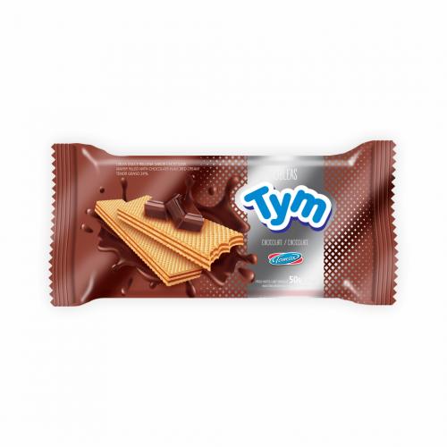 Oblea Rellena Chocolate