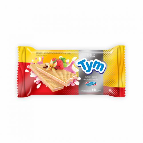 Oblea Mix Vainilla - Frutilla